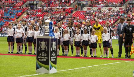 Notts County at Wembley