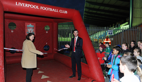 Reds launch Family Park at Women's Super League opener