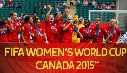 England Women win Bronze at the Women's World Cup