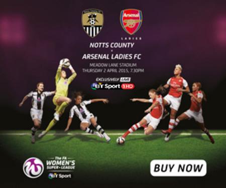 NCLFC V Arsenal