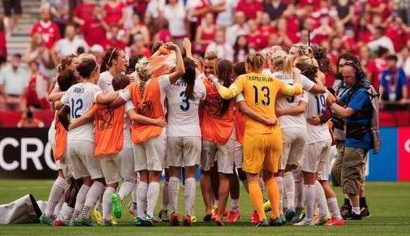 Lionesses book their place in the World Cup Semi-Finals
