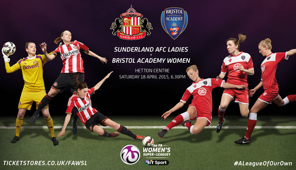 SAFC Ladies take on Bristol this weekend