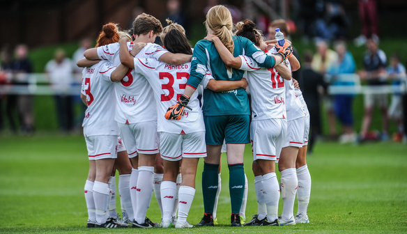 Reds quartet to depart Liverpool Ladies Football Club