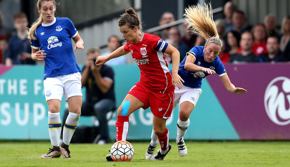 City Women Trio Selected For Wales Senior Training Camp