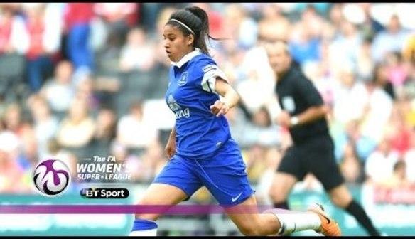 Report: Bristol City Women 0-1 Everton Ladies