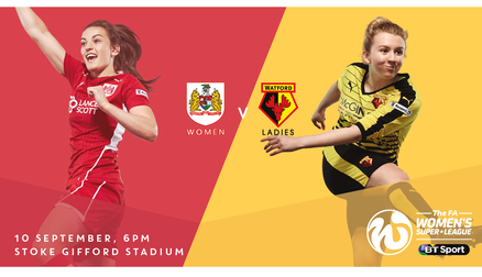 Preview: Bristol City Women v Watford Ladies FC