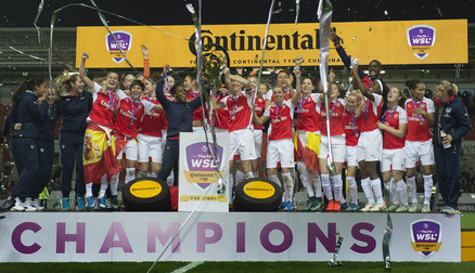 Continental Cup Winners 2015
