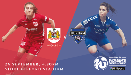 Preview: Bristol City Women v Durham Ladies