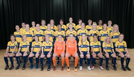 2015 WSL Squad