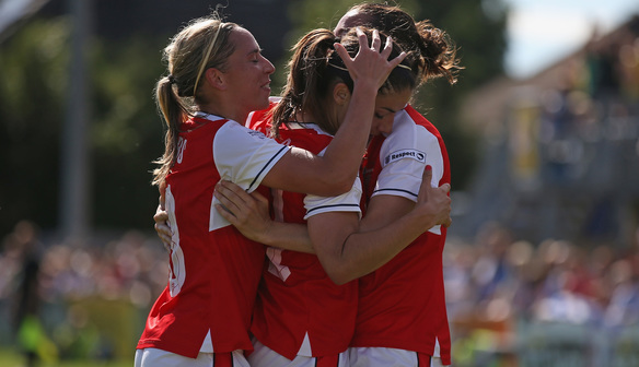 ​ARSENAL LADIES FIXTURE REARRANGED