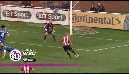 Sunderland Ladies 2 - 1 Bristol Academy
