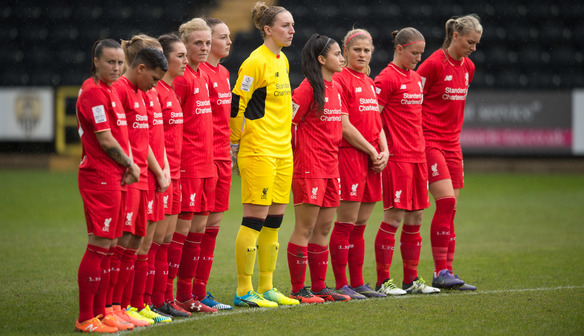 Photo gallery: Reds fall to defeat away at Notts County