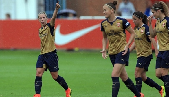 ​ARSENAL LADIES SEMI-FINAL DATE CONFIRMED