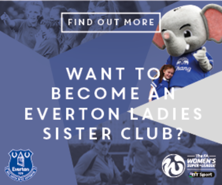 Become a Sister Club