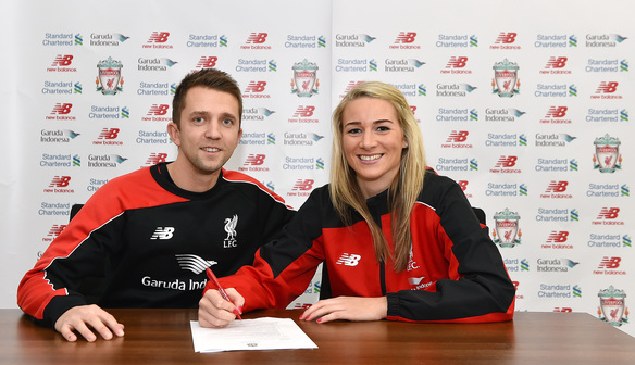 Skipper Bonner agrees new deal to stay with Liverpool Ladies
