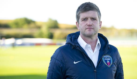Dave Edmondson leaves Bristol Academy