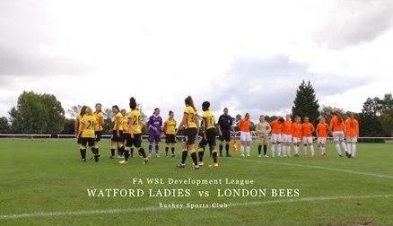 Watford Ladies v London Bees - FA WSL Development League