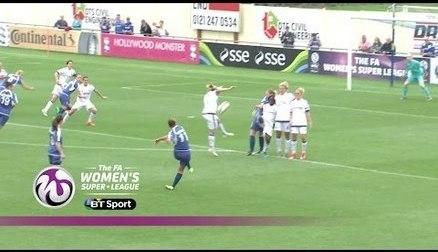 Birmingham City Ladies 1-0 Chelsea Ladies