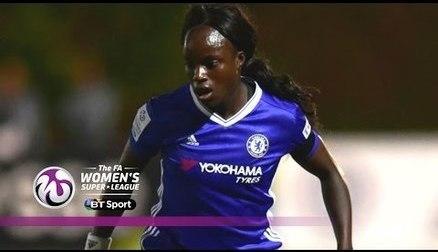 Notts County Ladies 1-3 Chelsea Ladies | Goals & Highlights