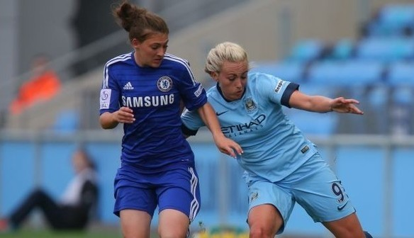 Ladies Report: Manchester City 1 Chelsea 1