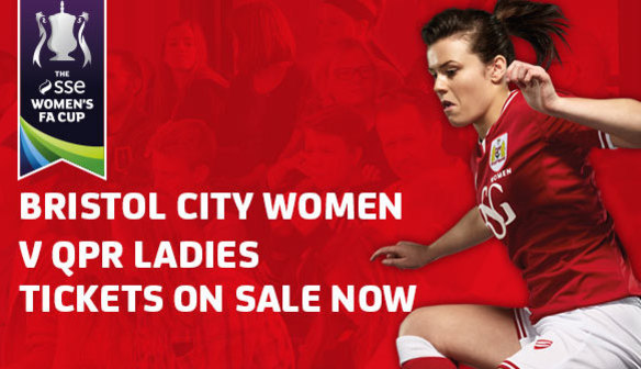 FA Cup match vs QPR Ladies rearranged for 14th Feb, 2pm
