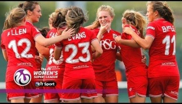 Match Report: Bristol City Women 3 - 0 London Bees