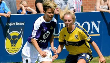 Oxford United 2 Doncaster Rovers Belles 5