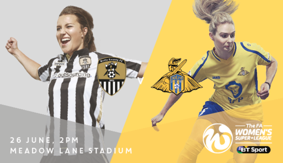 PREVIEW: Notts County vs Belles