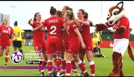 Bristol City Women 4-1 Oxford United Women | Goals & Highlights