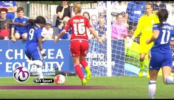 Chelsea 1 Birmingham City 1