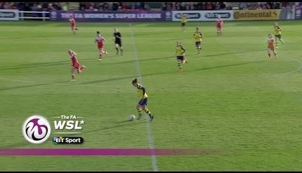 Bristol Academy 1 - 1 Arsenal Ladies