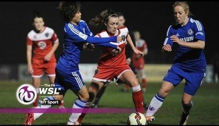 Bristol Academy 0 - 4 Chelsea