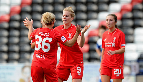 SCB and Liverpool Ladies launch empowerment campaign