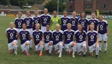Doncaster Rovers Belles - 2015 Squad