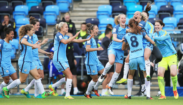 Report: City are champions!