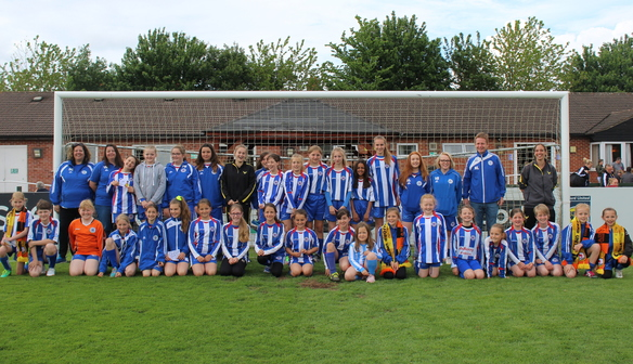 Thatcham Town join Sister Club Programme