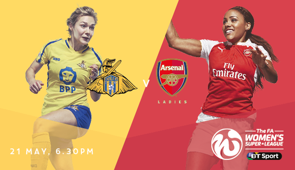 PREVIEW: Belles vs Arsenal Ladies