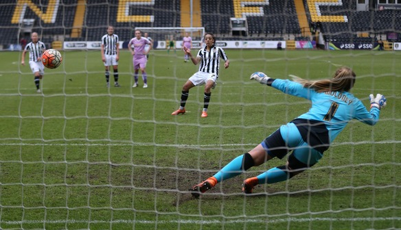 Notts and Reading Share the Points