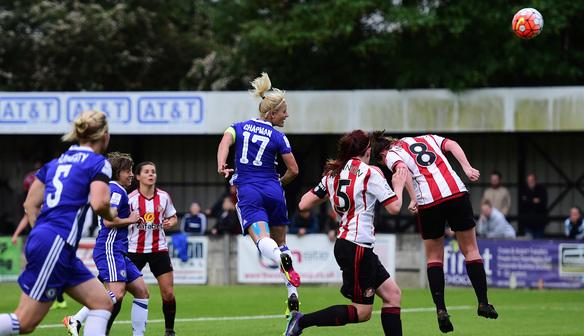 Captain Katie Chapman lauds Chelsea's resilience