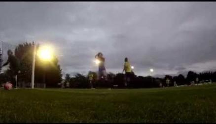 ACTION CAM v Oxford Utd WFC