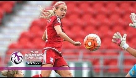 Doncaster Rovers Belles 0-1 Birmingham City Ladies | Goals & Highlights