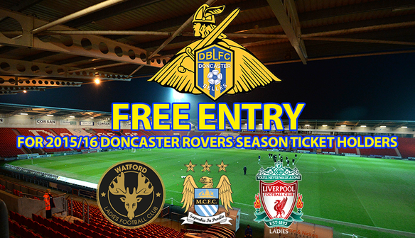 OFFER: Free Entry for DRFC Season Ticket Holders