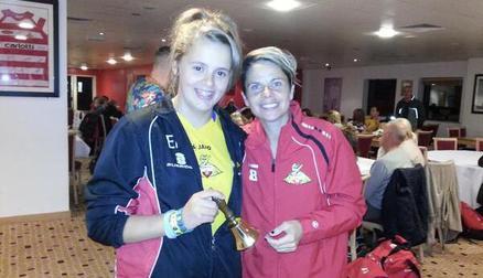 Belle Of The Ball V Everton - #8 Sue Smith