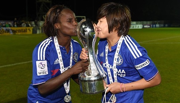 Oct 8 Chelsea Ladies FC 1 Glasgow City Ladies FC 0