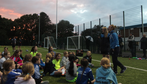 FA Girls' Week: Here's how the Royals got involved!