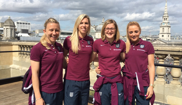 Watch England's Stars in WSL Action