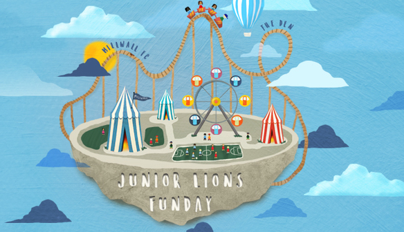 Junior Lions Fun Day