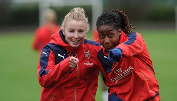 Want to train with Arsenal Ladies?