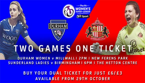 OFFER: Enjoy a Super Sunday of FA WSL Action!