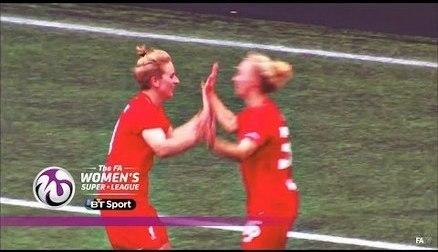 Liverpool Ladies 2-0 Bristol Academy